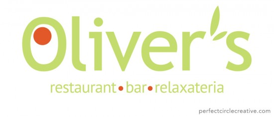 Logo design for Minneapolis restaurant Oliver's.