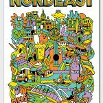 nordeast-poster-18-x-24