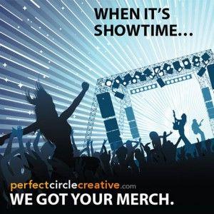 Perfect Circle Creative Merchandise Promo